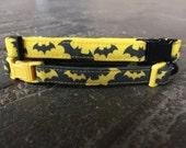 Bat Signal Cat Collars