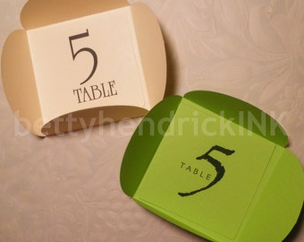 Envelope, Petal Envelopes, Personalized Petal Envelopes, Custom Petal Envelopes, Numbers, Table Numbers, Sealing Stickers, 40 pc