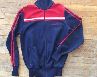 ADIDAS Vintage Track Jacket 1980