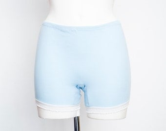 60s panties blue and white dead stock Vintage