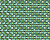 Birds and the Bees Tula Pink Ladybugs storm Free Spirit fabrics FQ or more