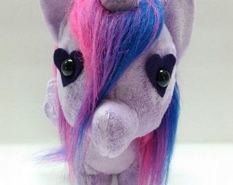 Chibi MLP Inspired ponies