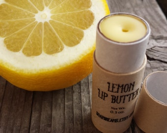 Lemon Lip Butter