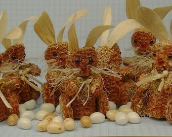 Corn Cob Bunny