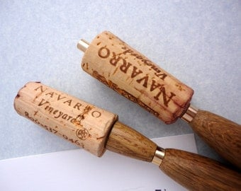 Wine Cork Pen and Pencil set