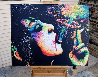 """30x40 in Stretched Canvas Print 