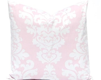 Blush Pink Pillow Covers, Pink Pillow Covers, Decorative Throw Pillow Covers, Baby Girl Nursery, Pink Nursery, Pink Cushion Covers