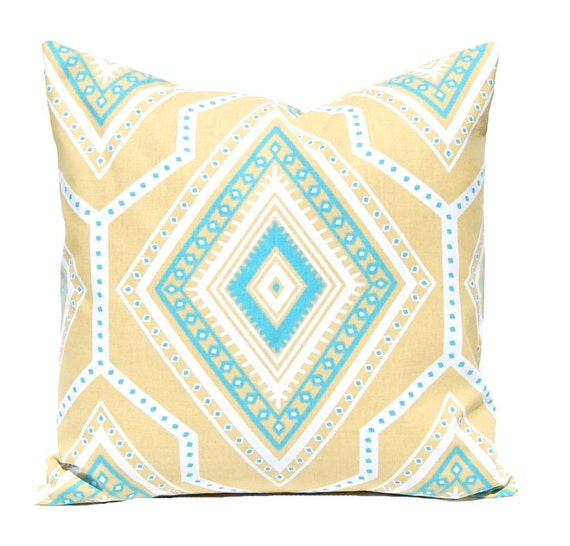 Gold Pillow Cover Throw Pillow Cover Soft Gold and