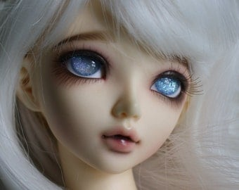 BJD eyes Doll eyes Hand made available in 12/14/16/18/20/22/24mm Princess Of Arendelle made to order