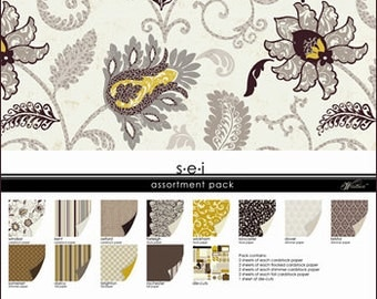 12x12 Windsor Assortment Pack by S.E.I.
