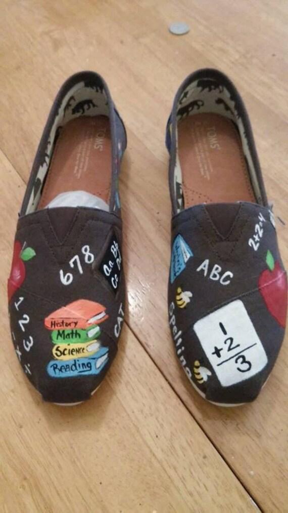 shoes teacher