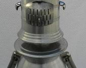 A Roman Centurion-Junk Art Robot Assemblage- Sculpture