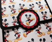 Mickey Mouse Gift Card Holder, Mickey Mouse Card, Card Holder