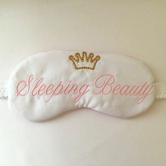 Sleeping Beauty Sleep Eye Mask Fairy Tale Princess Party ...
