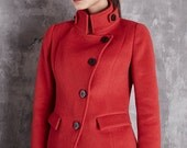 Red Blazer / Jacket (S008)