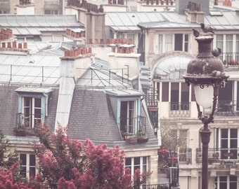 PARIS Photography, FRENCH Windows and Rooftops Fine Art Photography, FRANCE, Montparnasse, architecture, scenic, Europe, European