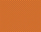 Witch Hazel by October Afternoon - Dot Orange (C3936-ORANGE) - 1 yard