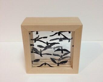 Bird Shadow Box (micro)