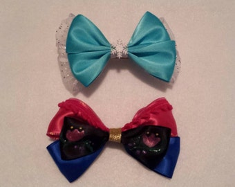 Disney Frozen Princess Anna Hair Bow