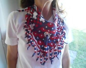 Bandanas, Neck Scarf, Americana, Wearable Art, Western Wear