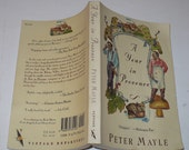 A Year in Provence, by Peter Mayle., Books,Travel France, Vintage Books, Old Books, Paperback Books,