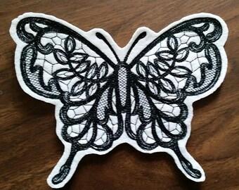 Butterfly Patch,Spring,Gossamer