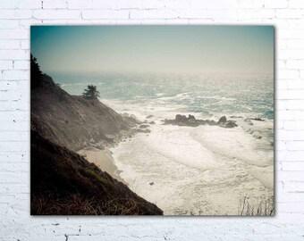 california wall art - big sur print - california photography - pacific coast