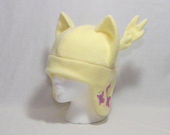 Fluttershy Hat Pony Pegasus Hat LAST CHANCE to be Discontinued
