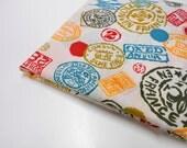 Print Fabric, Cotton Remnant, Sewing Supplies, 1 yard Klopman Mills Fabric