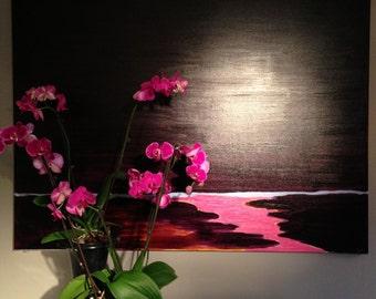 Original Oil Painting - large scale art