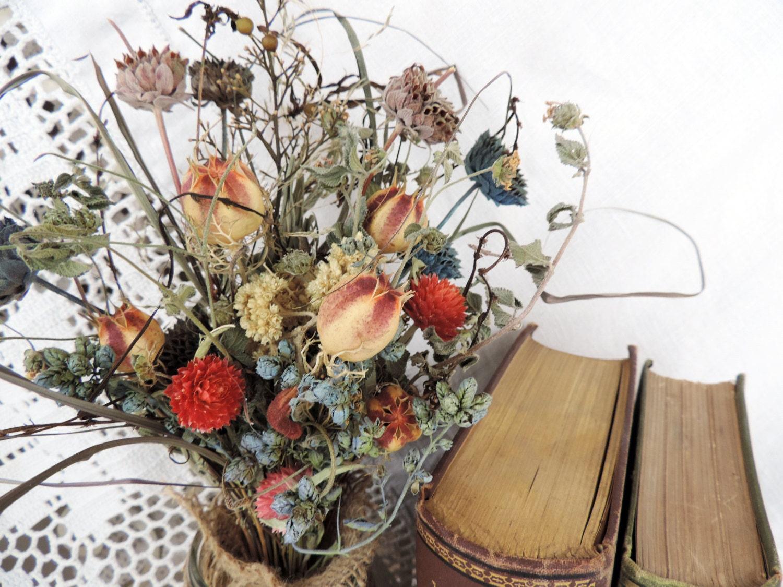 bouquet de fleurs s ch es arrangement fleurs sauvages beaut s. Black Bedroom Furniture Sets. Home Design Ideas