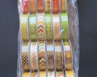 Ribbon & Buttons