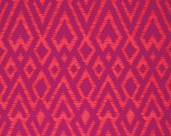 Kasbah in Poppy (pwjd100) - FLORA - Joel Dewberry  - Free Spirit Fabric - By the Yard