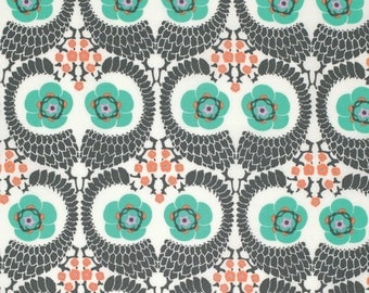 French Twist in Linen  PWAB141 - VIOLETTE by Amy Butler - Free Spirit Fabric - By the Yard