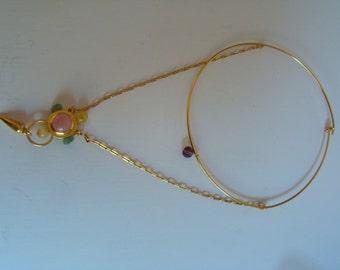 Balenciaga chocker necklace