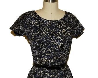 1950s Anjac Fashion by Jack Needleman Size L