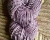 Lavender's Folly ~ Artisan Hand Dyed Yarn ~ 100g