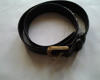 SALE  20% Off       SALVATORE FERRAGAMO leather belt