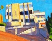 San Diego Landscape Painting- Hillcrest