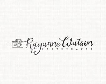 Camera Logo Design Photography Logo Graphic Design Photographers Logo Premade Logo Design Branding Logo Typography Logo Watemark Logo