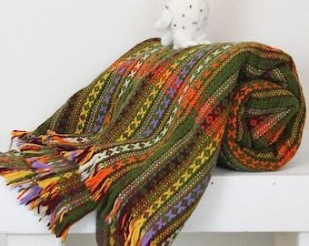 Wool Amana Blanket Throw