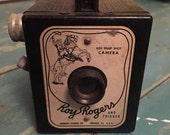 Roy Rogers 620 Snap Shot Brownie Camera