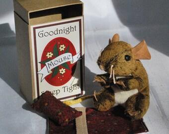 Matchbox Mouse-Louisa