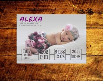 baby girl announcements, baby announcement cards, birth announcement cards, baby boy birth announcement, baby girl birth announcements