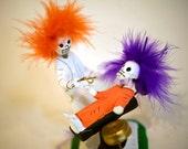 Dentist Day of The Dead Mexican Folk Art