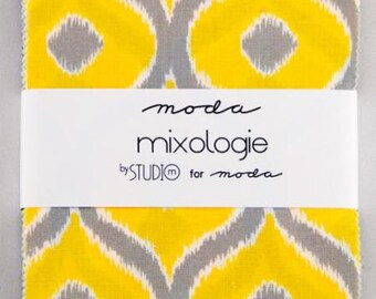 Mixologie Charm Pack by Studio M Designs for Moda