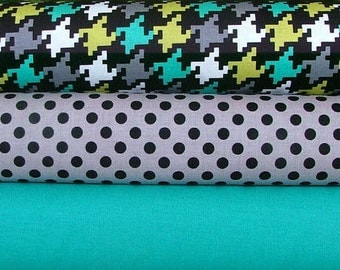 Half Yard Bundle 3 of Modern Fabrics