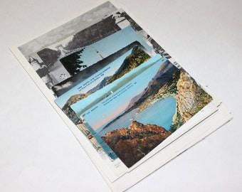 France - International Travel Vintage Ephemera Collage Kit