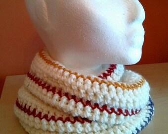 Crochet Infinity Scarf Patten