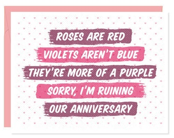 Ruin Anniversary